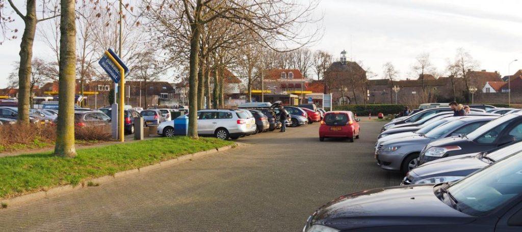 parkeerplaats harderwijk